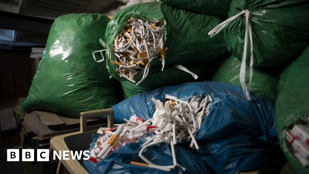 BBC News America Workers found trapped in illegal tobacco factory thumbnail