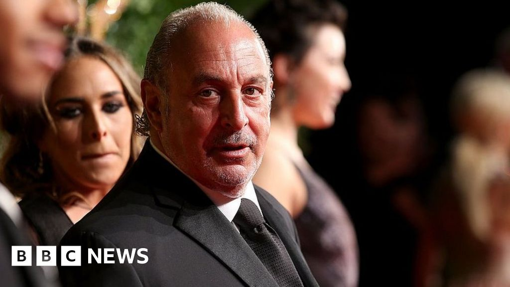 Sir Philip Green 'has no intention' to watch Greed film
