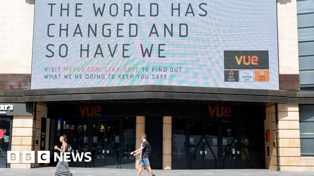 Some Vue cinemas to be open part-time only