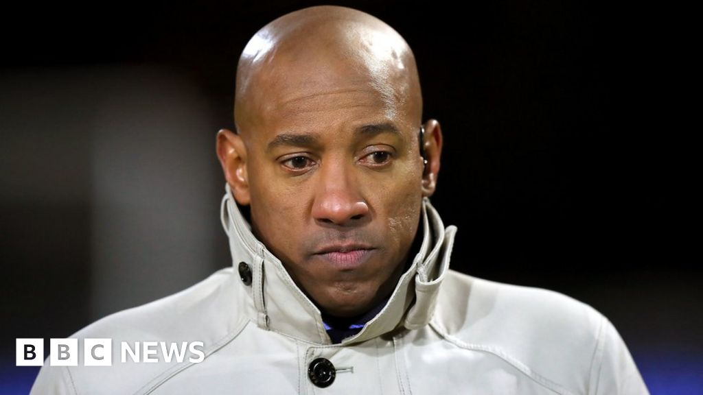 Ex-England striker Dublin 'racially abused by woman'