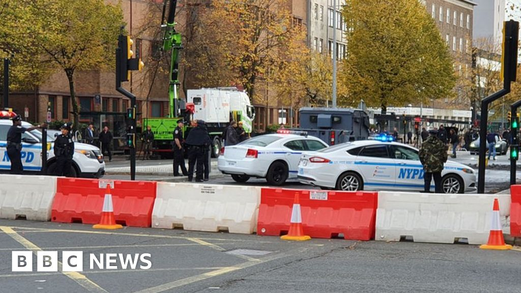 Mark Wahlberg:  NYPD  comes to Cardiff for filming