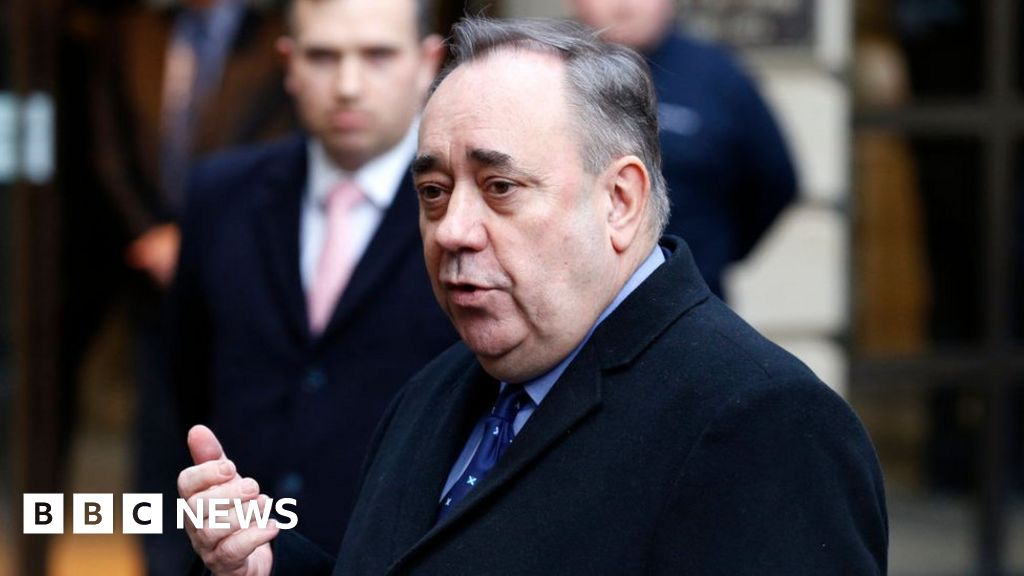 Scottish government pays out £500,000 in costs to Alex Salmond
