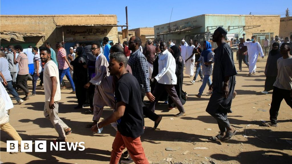 Sudan worshippers turn on imam over protests against ...