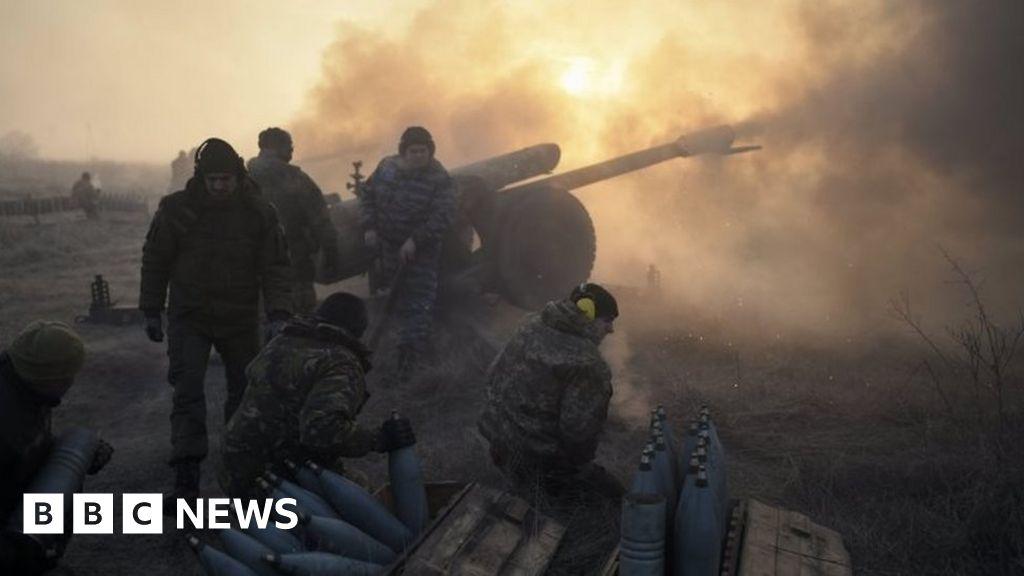Ukraine crisis: Kiev defines Russia as