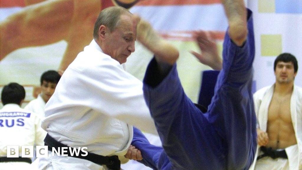 Vladimir Putin: Russia's action man president