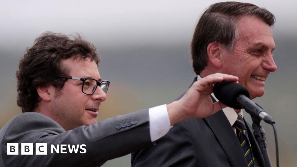 Coronavirus: I don't need to self-isolate, says Trump - BBC News