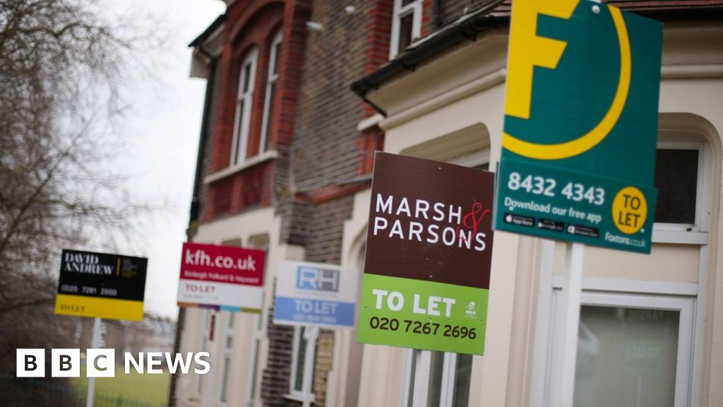 Covid costs hit private renters hard, says report