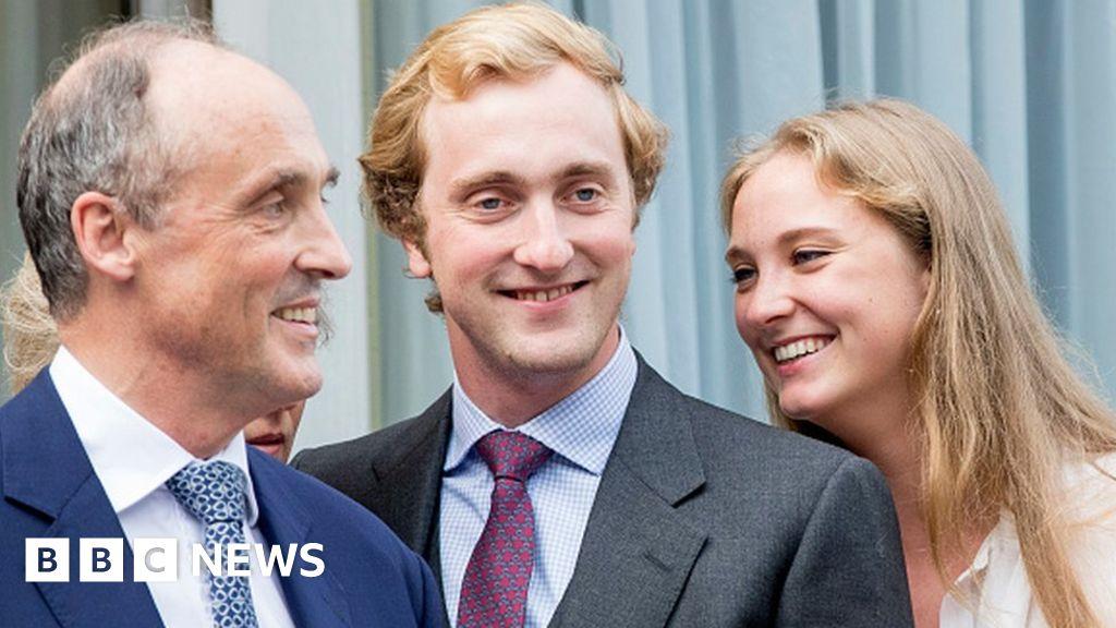 Coronavírus: Príncipe belga Joachim testa positivo após festa de bloqueio