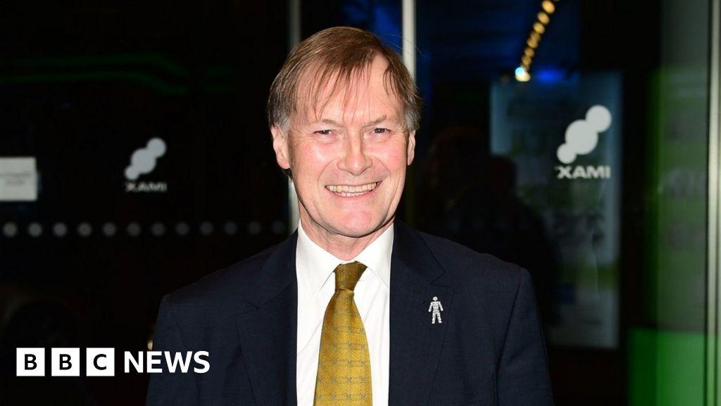 Sir David Amess: Fun, friendly and always outspoken