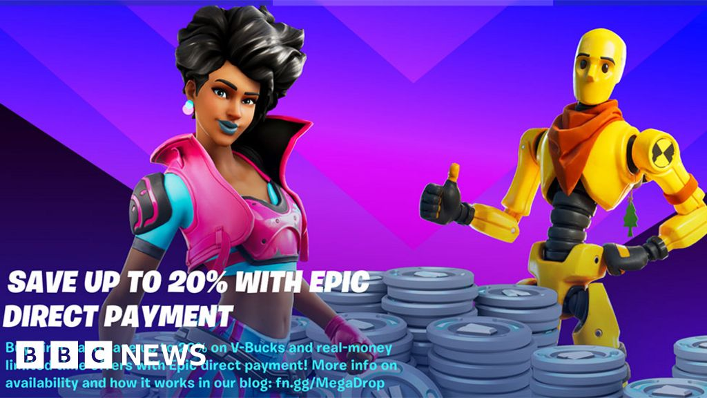 Apple Fortnite ban sparks court action from Epic Games