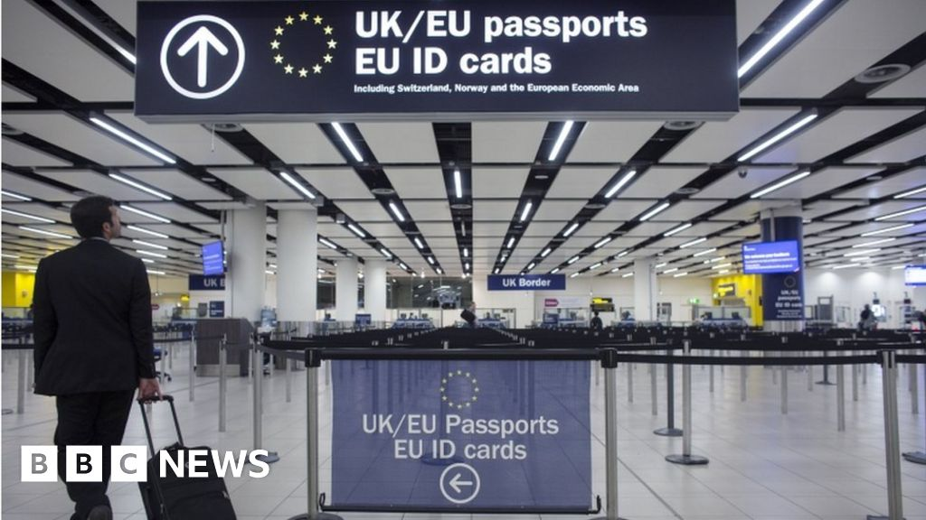 Freedom of movement 'will end' after Brexit