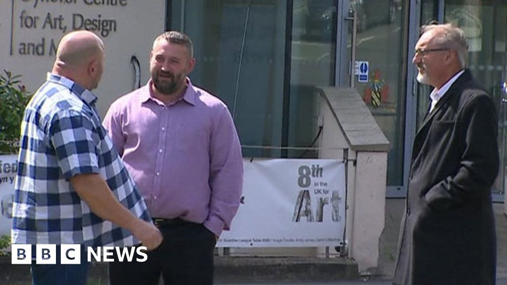 Swansea care home attack never happened, says worker