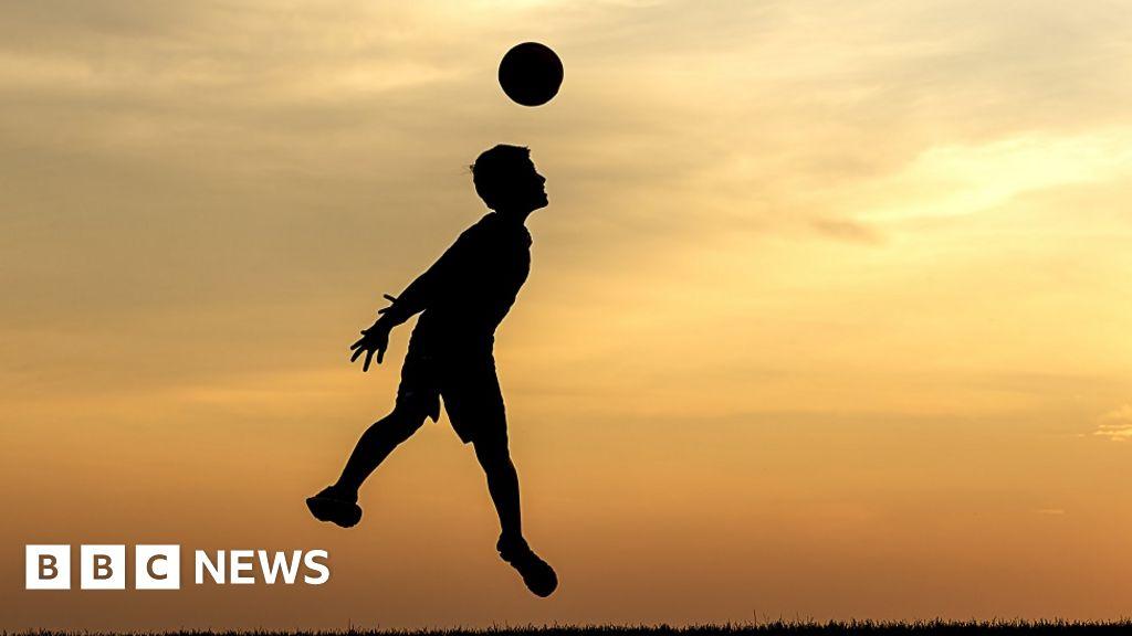 Scottish FA to ban children heading balls  within weeks