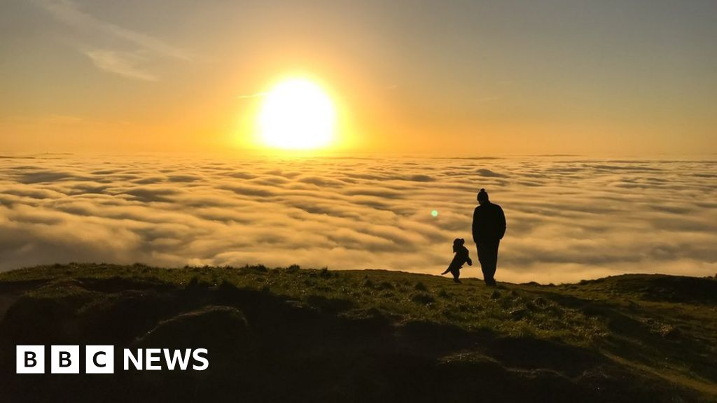 fog weather warning for northern ireland