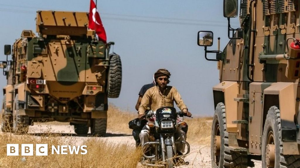 Trump makes way for Turkish operation in Syria