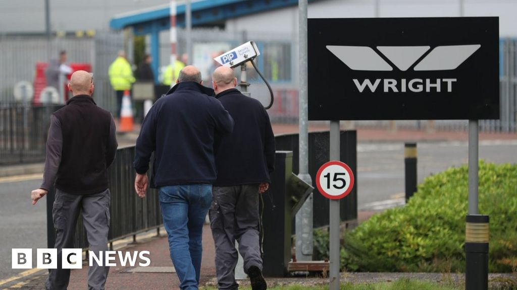 Wrightbus fate to be known, in hours - Ian Paisley MP