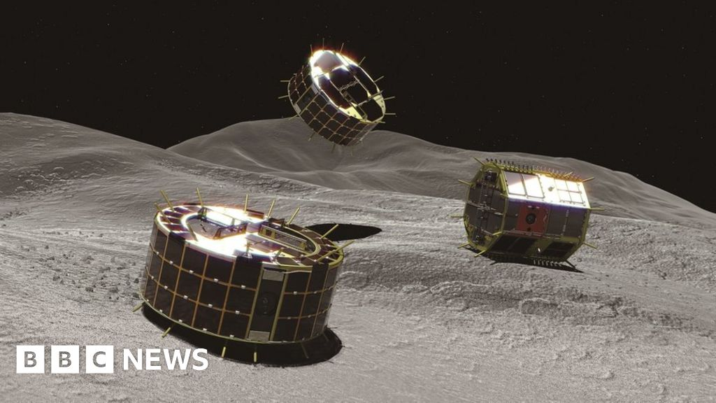 Japan hopes for historic asteroid landing