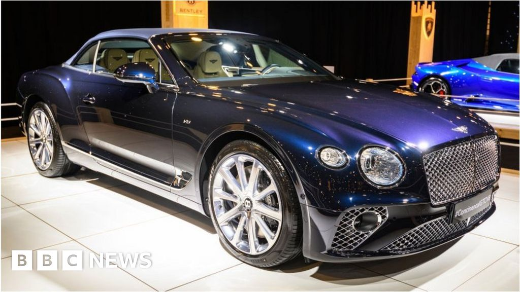 """Bentley: luxury car maker to cut """"up to 1,000"""" jobs"""