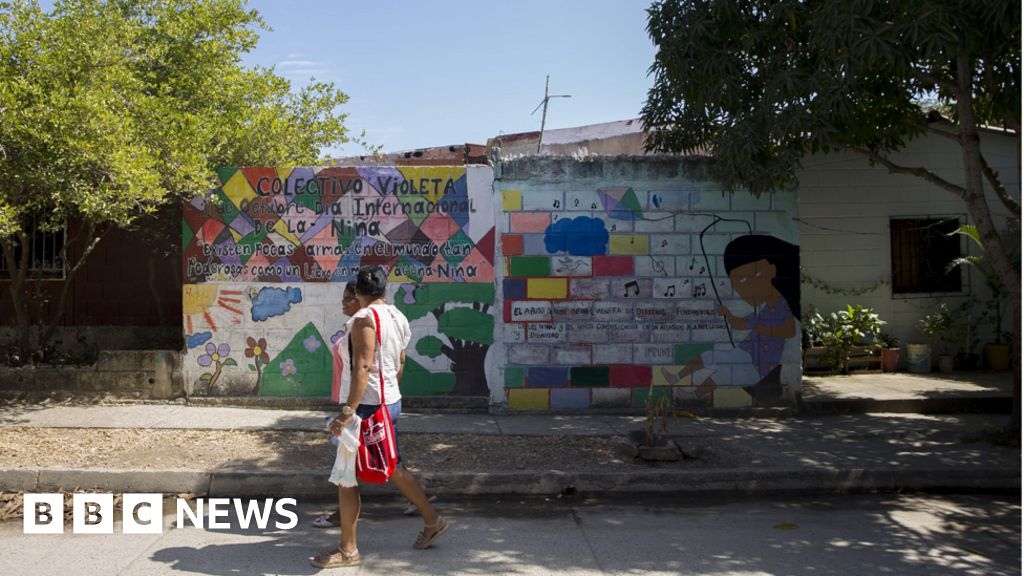 The community built by women who fled violence