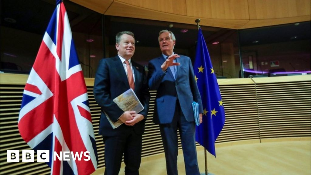 EU-free trade target for  tangible progress  by June