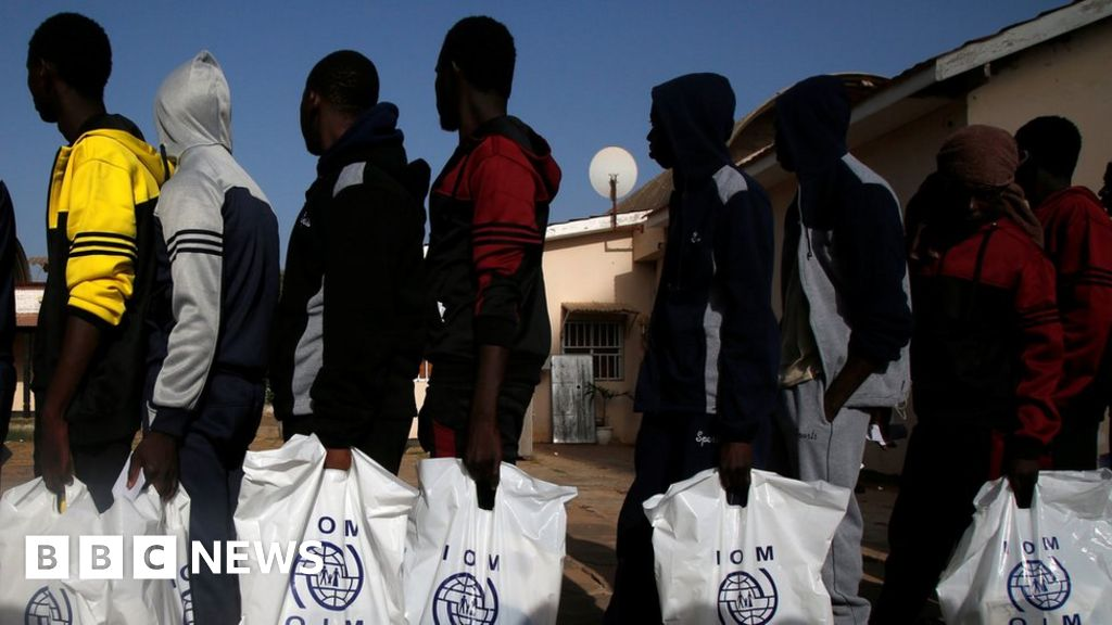 African migrants sold in Libya 'slave markets', IOM says