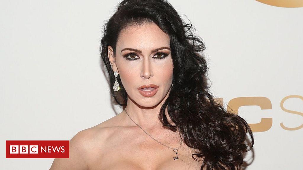 Porn star Jessica Jaymes found dead at 40 - BBC News