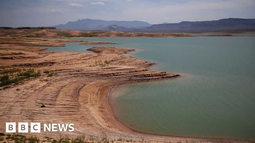 Climate change: US megadrought 'already under way'