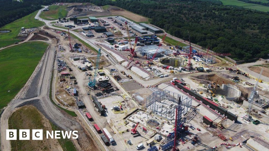 Giant Yorkshire mine faces uncertain future