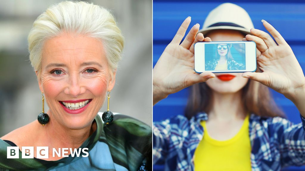 Emma Thompson selfie: What s the etiquette for photos with celebrities?