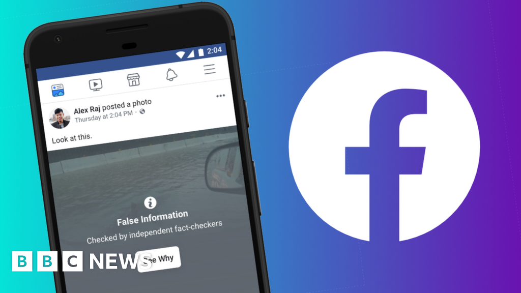 Coronavirus: Facebook changed the virus action to condemn the false information report