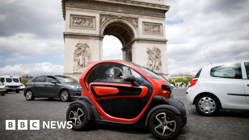 france set to ban sale of petrol and diesel vehicles by 2040 bbc news. Black Bedroom Furniture Sets. Home Design Ideas