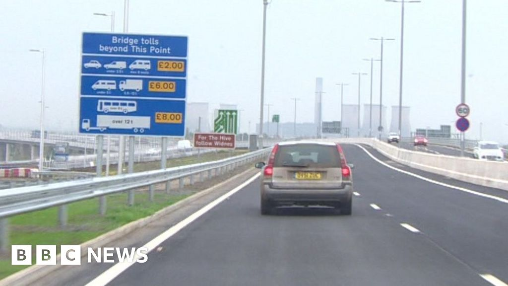 Fine appeal finds Mersey Gateway crossing charge is 'not a