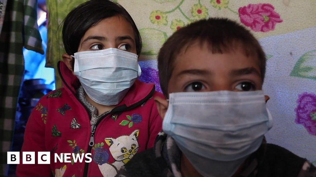 Coronavirus: Fears of virus in Idlib refugee camps