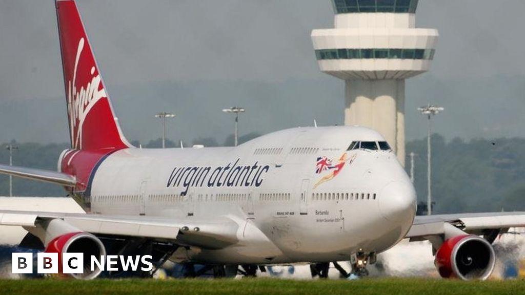 Pilotos de Virgin Atlantic planean paro navideño