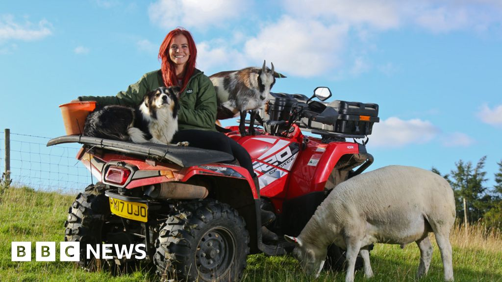 'Men have always taken the glory': Why more women are becoming farmers