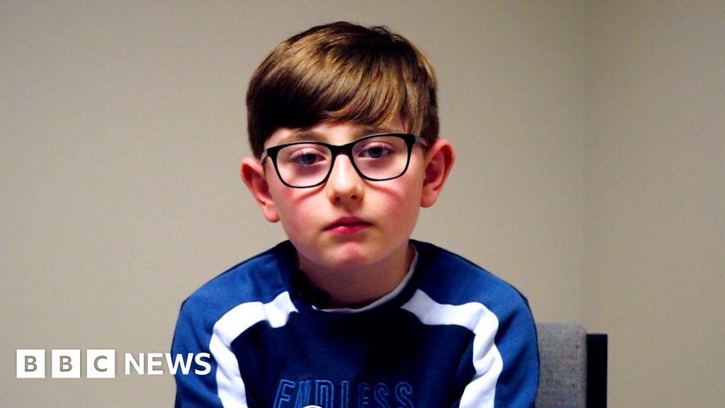 'I'm not a bad child, I just have Tourette's'