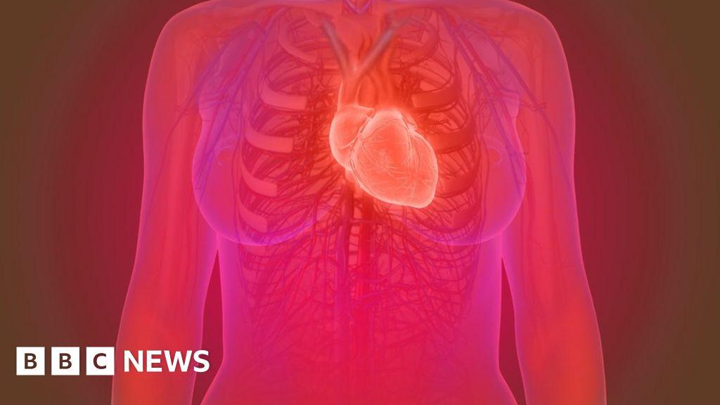 Smoking Diabetes Increase Heart Attack Risk More In Women Bbc News