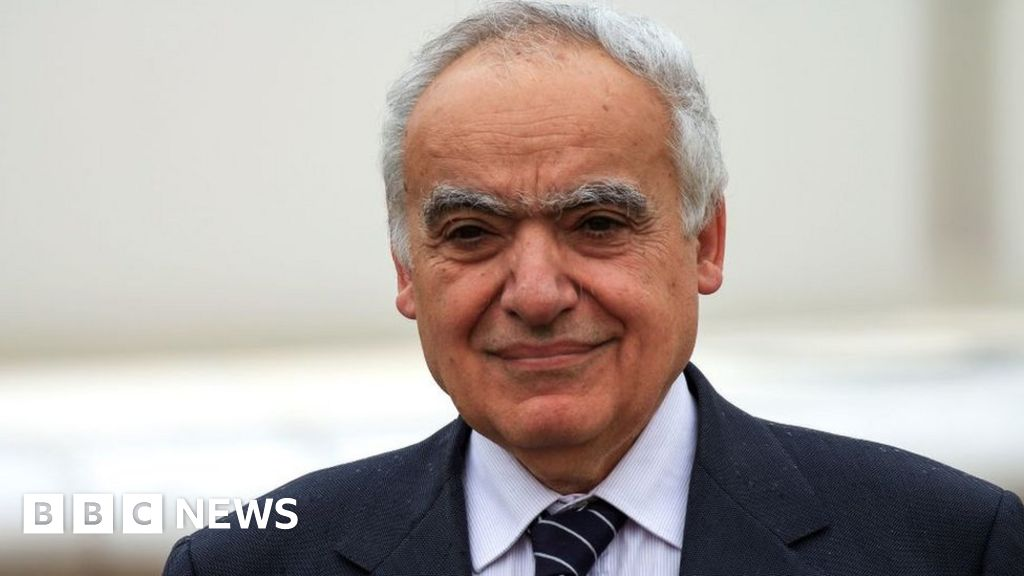 Libya conflict: 'Stressed' Ghassan Salame resigns as UN envoy