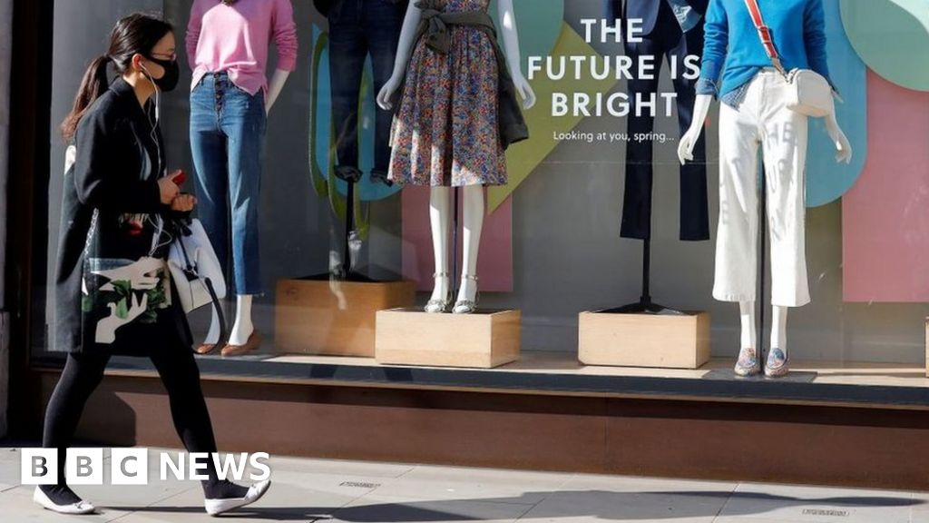 Clothes and food drive down UK inflation