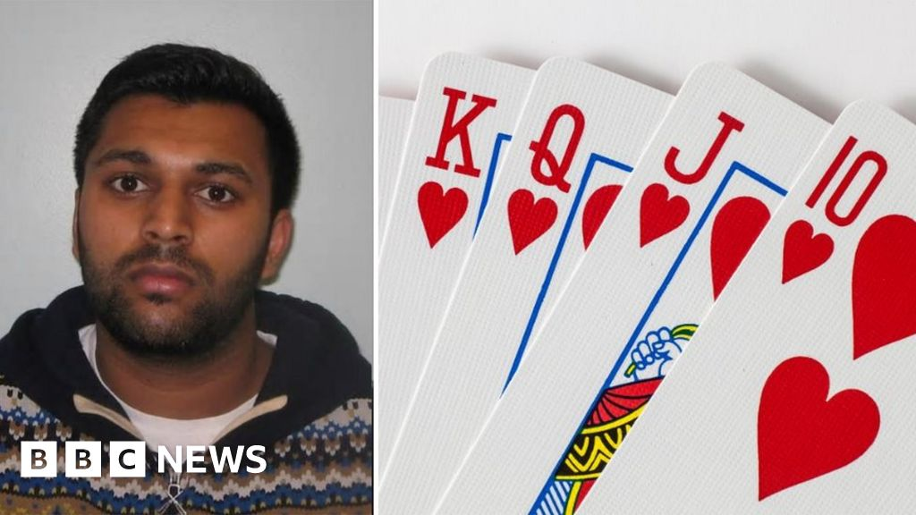 Jail For High Stakes Poker Champion Turned Conman