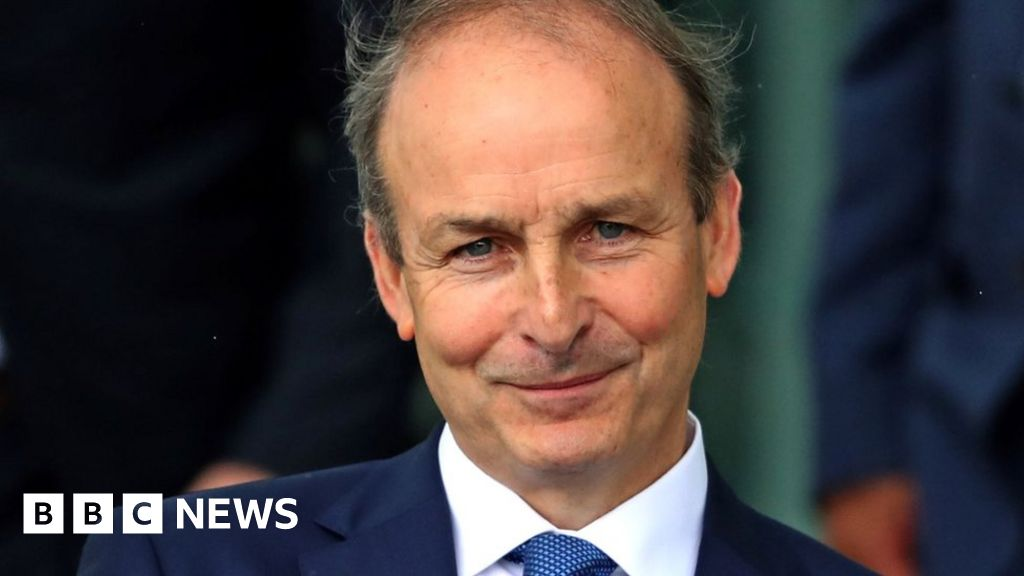 Micheál Martin will employ new Irish clock after the historic coalition
