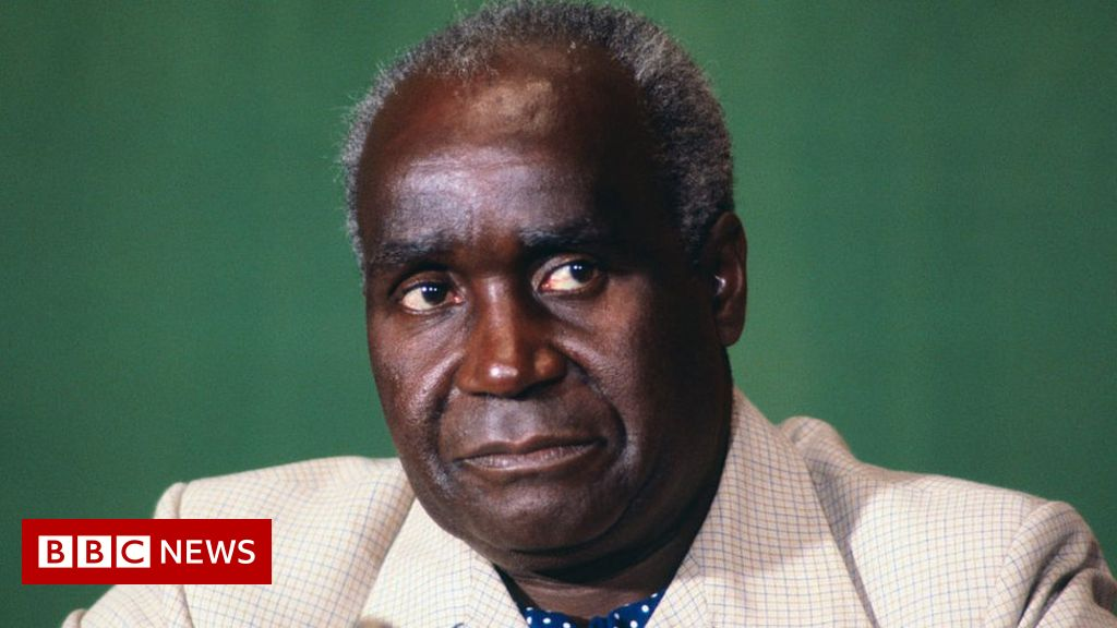 Kenneth Kaunda: The first president of Zambia died at the age of 97