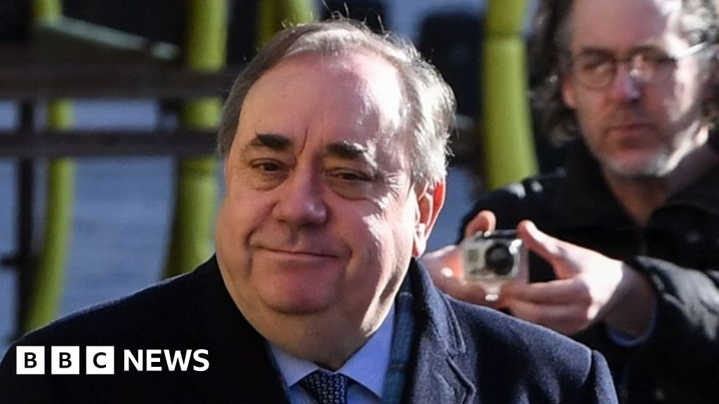 "Alex Salmond process: the defense says the allegations ""don t make sense"
