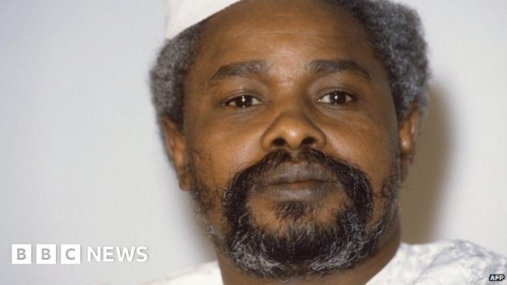 Convicted ex-Chadian leader Hissène Habré dies at 79 - BBC News