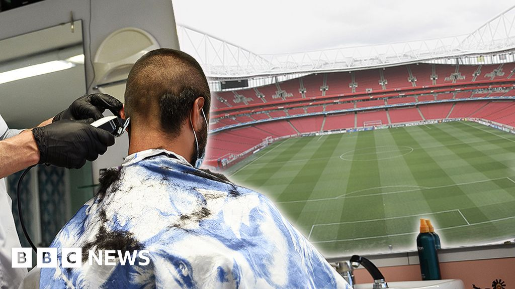 """Premier League: Mystery about """"professional"""" hair cuts"""