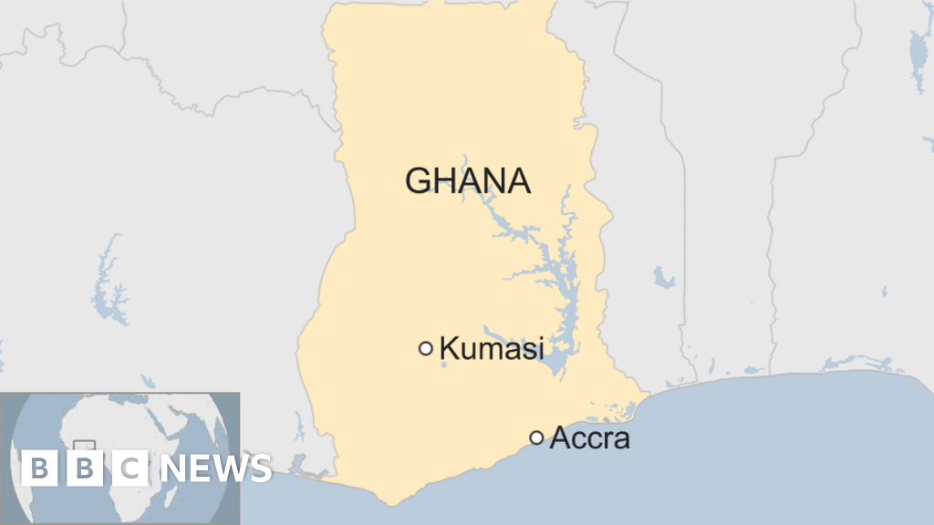 Canadian women hostages rescued in Ghana
