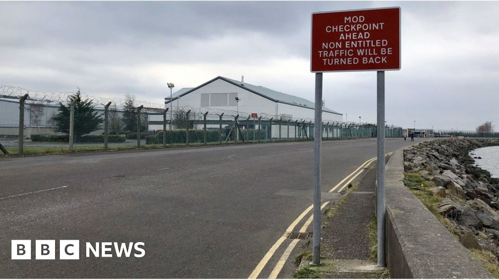 Coronavirus: County Down Army base to be used as a mortuary