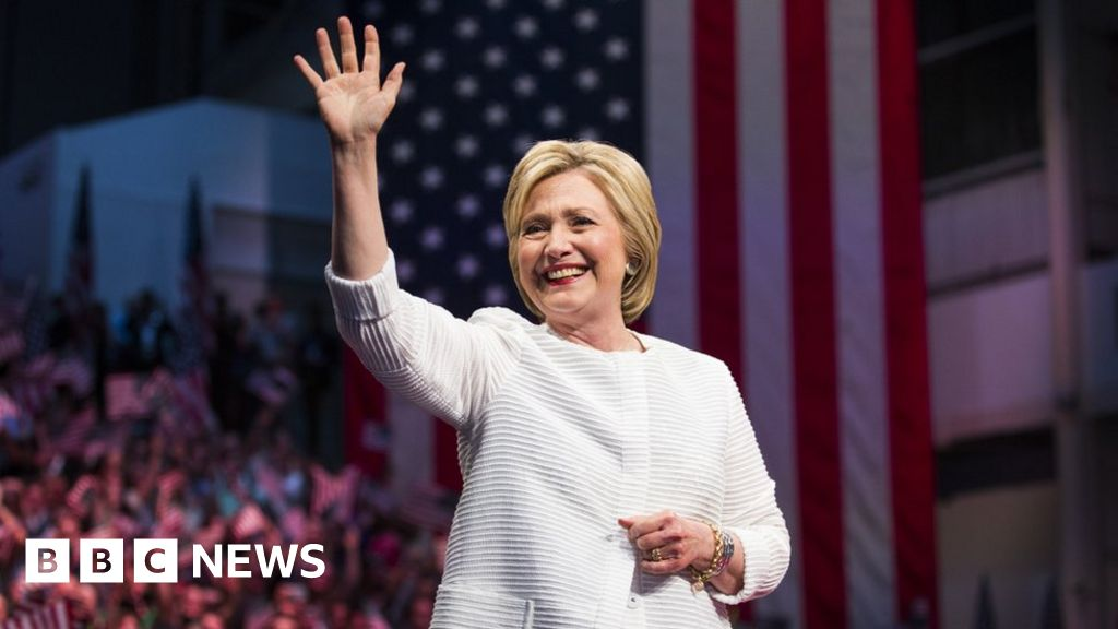 Netflix to produce series inspired by Hillary Clinton's presidential run