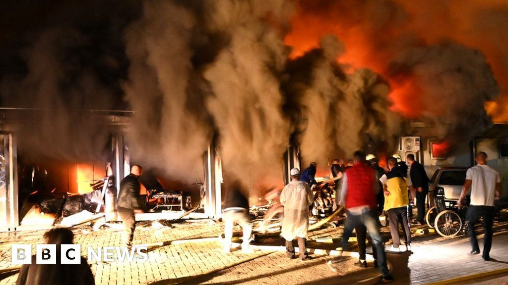 , North Macedonia: Deadly fire guts Covid hospital, The World Live Breaking News Coverage & Updates IN ENGLISH