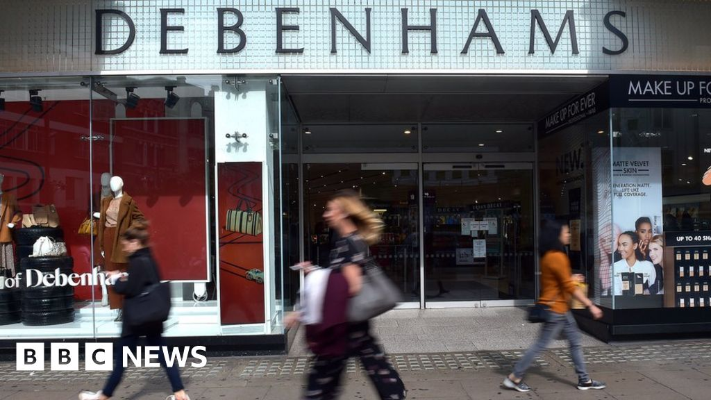 Debenhams set to close putting 12,000 jobs at risk